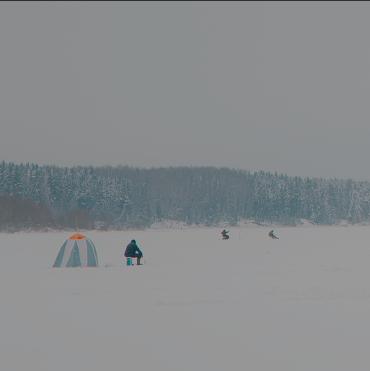Рыбалка в Можайском районе Московской области