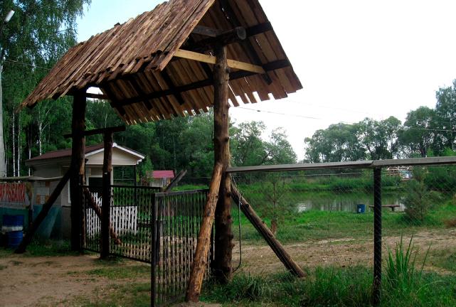 Платная рыбалка на частном пруду в Можайском районе